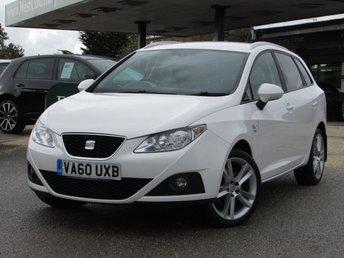 2010 SEAT IBIZA 1.6 CR TDI SPORT 5d 103 BHP £5500.00