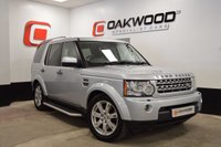 USED 2010 60 LAND ROVER DISCOVERY 4 3.0 4 SDV6 XS 5d AUTO 245 BHP **FULL SERVICE HISTORY** AMAZING VALUE DISCO 4