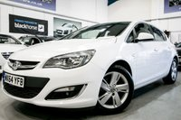 2014 VAUXHALL ASTRA 1.7 SRI CDTI 5d [�30 TAX+CRUISE+RADIO/CD+ALLOYS] £7150.00