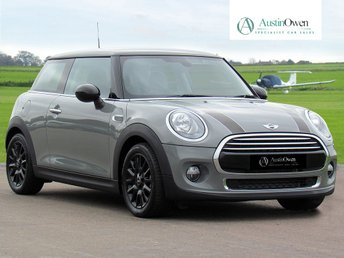 2015 MINI HATCH COOPER 1.5 COOPER 3d AUTO 134 BHP £14490.00