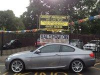 2011 BMW 3 SERIES 2.0 320D M SPORT 2d AUTO 181 BHP £13499.00