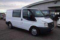 2011 FORD TRANSIT 2.2 280 LR 1d 85 BHP £4395.00