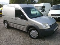 2007 FORD TRANSIT CONNECT T230 90PS TDCI LWB H/R FACELIFT £2895.00