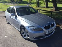 2011 BMW 3 SERIES 2.0 320D EFFICIENTDYNAMICS 4d 161 BHP £7490.00