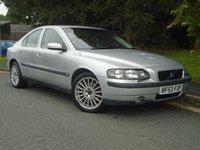 2003 VOLVO S60 2.0 T SE 4d AUTO 177 BHP £1695.00