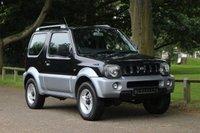 2004 SUZUKI JIMNY 1.3 JLX MODE 3d 83 BHP £2990.00