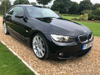 USED 2009 09 BMW 3 SERIES 2.5 325I M SPORT 2d AUTO 215 BHP LEATHER, BLUETOOTH, PARK ASSIST