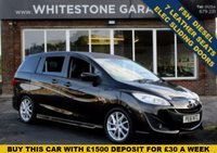 USED 2011 61 MAZDA MAZDA 5 1.6 SPORT D 115PS 5d 113 BHP 7 SEATS, HEATED LEATHER SEATS FSH LOVELY CAR.