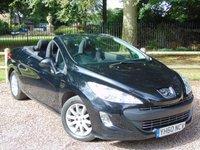 2010 PEUGEOT 308 1.6 CC SPORT HDI 2d 110 BHP £5321.00
