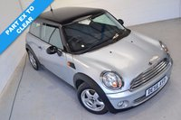 USED 2006 56 MINI HATCH COOPER 1.6 Cooper 3dr AIR CON - SERVICE HISTORY
