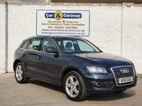 USED 2011 61 AUDI Q5 2.0 TDI QUATTRO SE 5d AUTO 170 BHP Full Audi Service History 0% Deposit Finance Available