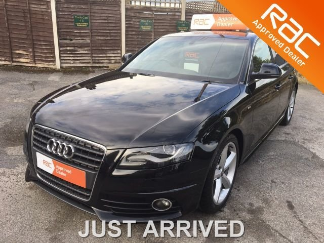 2009 A AUDI A4 2.7 V6 TDI 8 SPEED AUTOMATIC S LINE