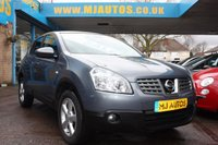 USED 2009 09 NISSAN QASHQAI 1.5 ACENTA DCI 3 Owners | LOW Mileage | Just Serviced