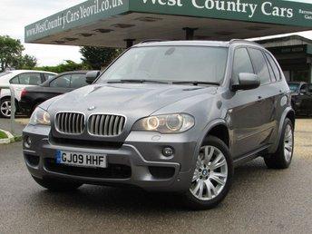 2009 BMW X5 3.0 SD M SPORT 5d AUTO 282 BHP £16000.00