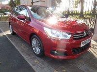 2013 CITROEN C4 1.6 E-HDI VTR PLUS EGS 5d AUTO 115 BHP £7495.00