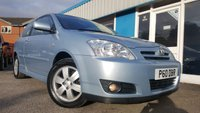 2005 TOYOTA COROLLA 1.4 COLOUR COLLECTION D-4D 3d 89 BHP £3495.00