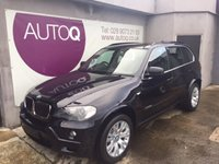 2010 BMW X5 3.0 XDRIVE30D M SPORT 5d AUTO 232 BHP £18495.00