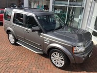 2011 LAND ROVER DISCOVERY 3.0 4 SDV6 HSE 5d AUTO 245 BHP £25500.00