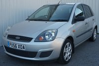 2006 FORD FIESTA 1.4 STYLE 16V 5d 80 BHP £2495.00