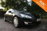 2012 PEUGEOT 508 1.6 E-HDI ACCESS FAP 4d AUTO 115 BHP £6950.00