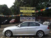 2009 BMW 3 SERIES 2.0 318D M SPORT 4d AUTO 141 BHP £7799.00