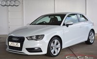 USED 2013 13 AUDI A3 2.0TDi SPORT 3 DOOR AUTO 148 BHP Finance? No deposit required and decision in minutes.