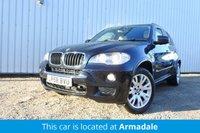 2008 BMW X5 3.0 D M SPORT 5d AUTO 232 BHP £16995.00