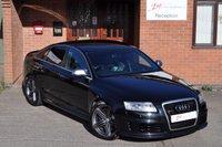 2009 AUDI RS6 5.0 RS6 QUATTRO 4d AUTO 572 BHP £29950.00