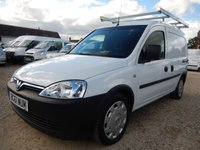 2011 VAUXHALL COMBO VAN 1.7 1700 CDTI SWB ONLY 4,920 MILES FROM NEW £5495.00