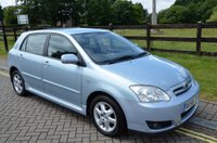 2006 TOYOTA COROLLA T3 Colour Collection VVT-I 5dr 1.6 £1990.00