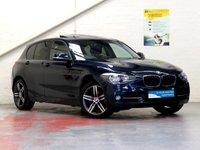 2012 BMW 1 SERIES 1.6 116I SPORT 5d 135 BHP [HUGE SPEC] £10787.00