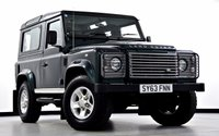 USED 2013 63 LAND ROVER DEFENDER 90 2.2 TDi XS Station Wagon 3dr **Immaculate Example XS**