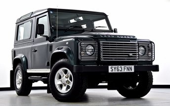 2013 LAND ROVER DEFENDER 90