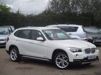 2013 BMW X1 2.0 XDRIVE20D XLINE 5d 181 BHP £13995.00