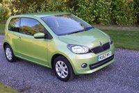 2013 SKODA CITIGO 1.0 ELEGANCE 3d AUTO 74 BHP £5195.00
