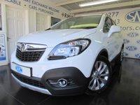 2015 VAUXHALL MOKKA 1.4 SE 5d AUTO 138 BHP £12995.00