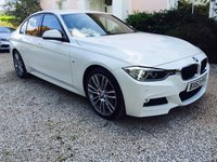 USED 2013 63 BMW 3 SERIES 3.0 330D XDRIVE M SPORT 4d AUTO 255 BHP