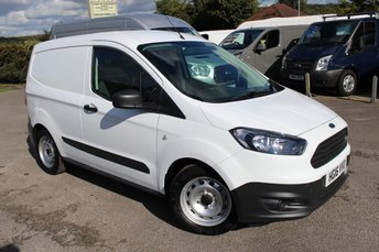 2016 FORD TRANSIT COURIER BASE TDCI 1d 74 BHP £8995.00