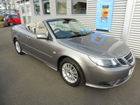 USED 2009 09 SAAB 9-3 1.8 LINEAR SE T 2d 150 BHP Finance £100 Deposit then £180 a Month t & c apply