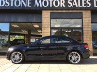 2013 BMW 1 SERIES 2.0 120I M SPORT 2d AUTO 168 BHP £15000.00