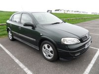 USED 1999 VAUXHALL ASTRA 1.8 CDX 16V 5d 115 BHP Cruise control