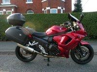 2015 SUZUKI GSX  1250 FAL5  £5995.00