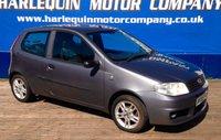 2005 FIAT PUNTO 1.2 8V ACTIVE SPORT 3d 59 BHP £1449.00
