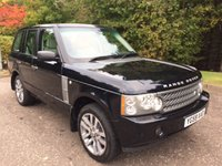 2009 LAND ROVER RANGE ROVER 3.6 TDV8 WESTMINSTER 5d AUTO 272 BHP £16950.00