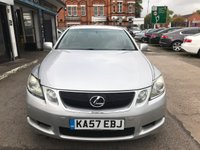 USED 2008 57 LEXUS GS 3.0 300 SE 4d AUTO 245 BHP