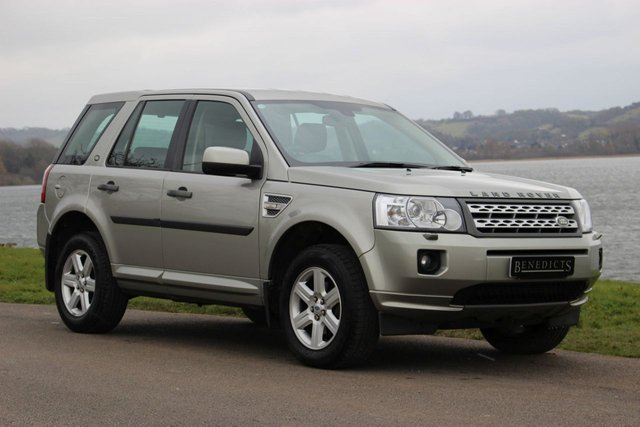 2010 60 LAND ROVER FREELANDER 2.2 SD4 GS 5d AUTO 190 BHP