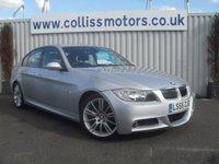 2005 BMW 3 SERIES 3.0 330I M SPORT 4d AUTO 255 BHP £5999.00