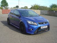 2009 FORD FOCUS 2.5 RS 3d 300 BHP £19500.00