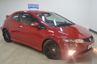 USED 2006 56 HONDA CIVIC 2.0 I-VTEC TYPE-R GT 3d 198 BHP