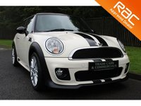 2012 MINI HATCH COOPER 1.6 COOPER 3d 122 BHP £10000.00